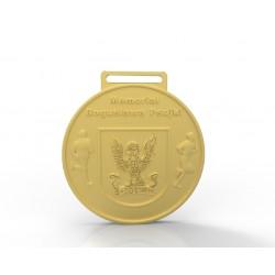 Medal memoriał złoto