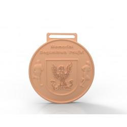 Medal memoriał brąz