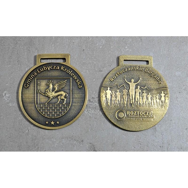 Medal okolicznościowy - Gmina Lubycza Królewska