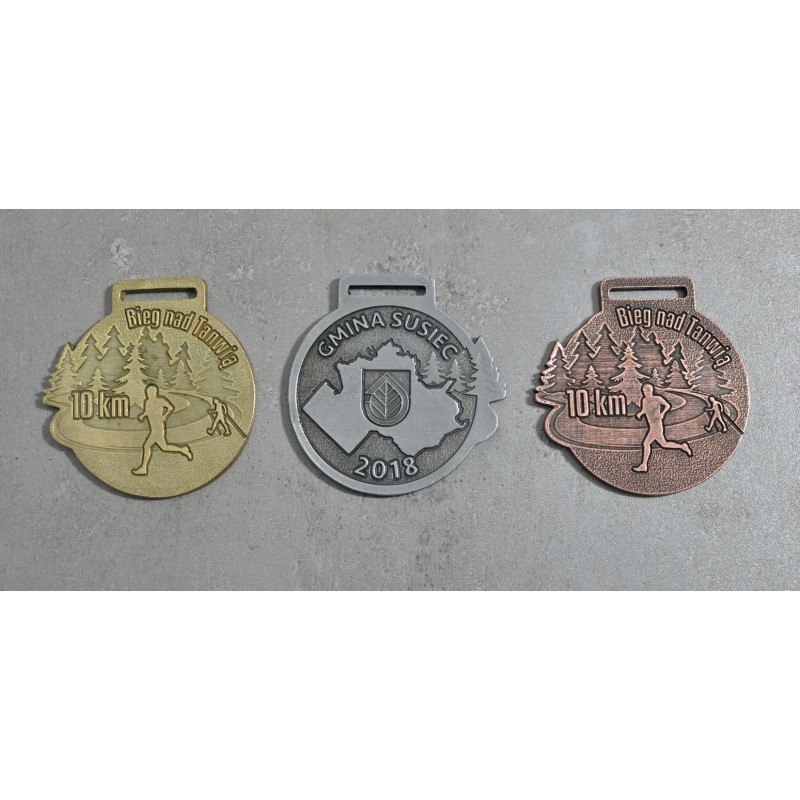 Medal okolicznościowy - Gmina Susiec