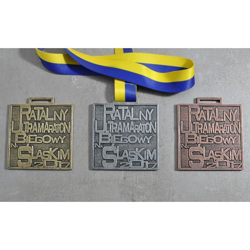 Medal sportowy -Stadion Śląski