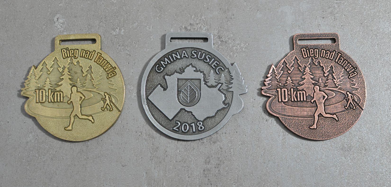 Medal okolicznościowy Gmina Susiec