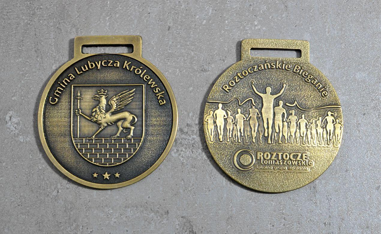 Medal okolicznościowy dla Gminy
